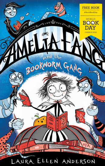 Amelia Fang and the Bookworm Gang - World Book Day 2020 - cover