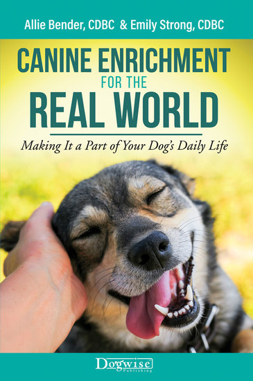 Canine Enrichment for the Real World - cover