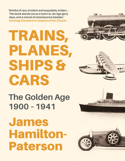 Trains Planes Ships and Cars - cover