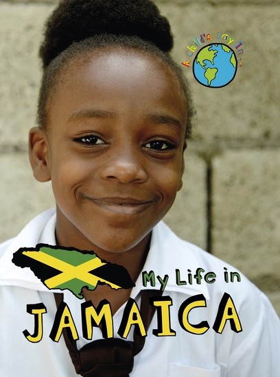 My Life In Jamaica - cover