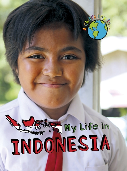 My Life In Indonesia - cover