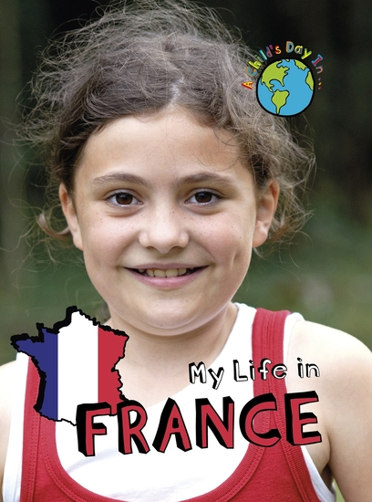 My Life In France - cover
