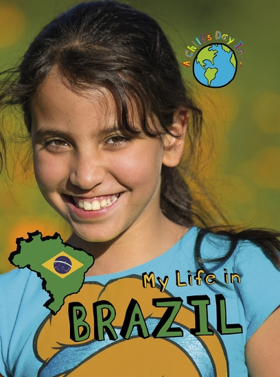 My Life in Brazil - cover