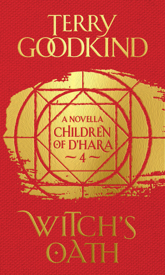 Witch's Oath - The Children of D'Hara episode 4 - cover