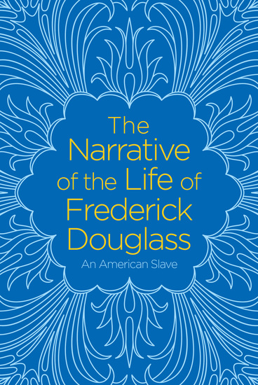 The Narrative of the Life of Frederick Douglass - cover