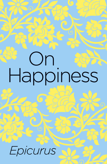 On Happiness - cover