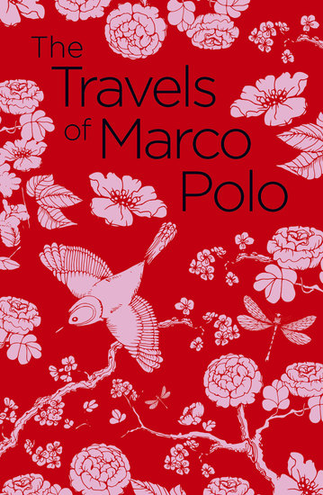The Travels of Marco Polo - The Venetian - cover