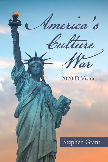 America's Culture War - 2020 DiVision - cover