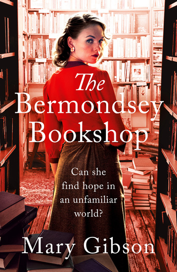 The Bermondsey Bookshop - A heart-wrenching saga of love and loss in 1920s London - cover