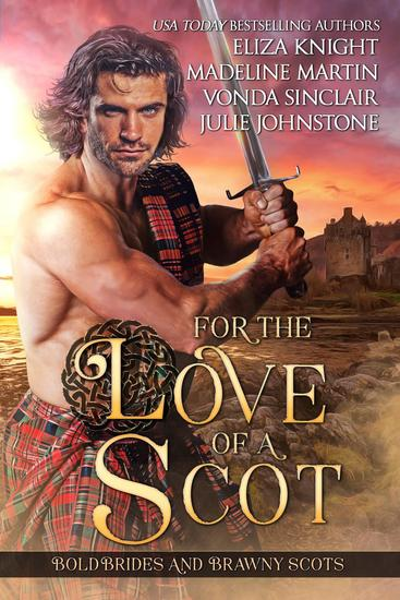 For the Love of a Scot - cover