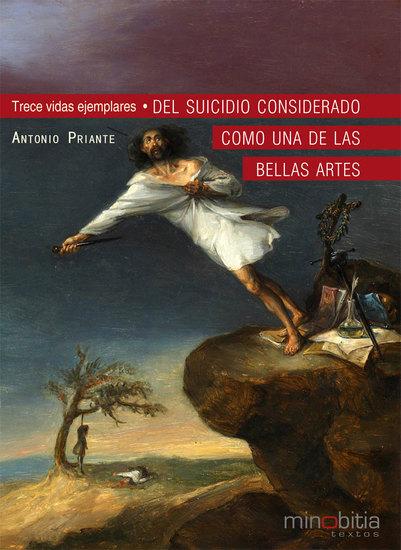 Del suicidio considerado como una de las bellas artes - Trece vidas ejemplares - cover