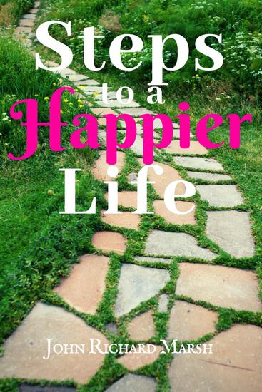 Steps To A Happier Life - cover