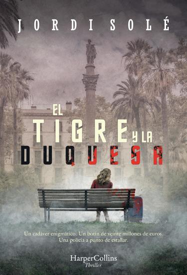 El tigre y la duquesa - cover