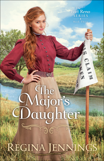 The Major's Daughter (The Fort Reno Series Book #3) - cover