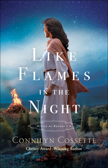 Like Flames in the Night (Cities of Refuge Book #4) - cover