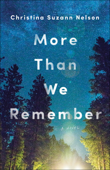 More Than We Remember - cover