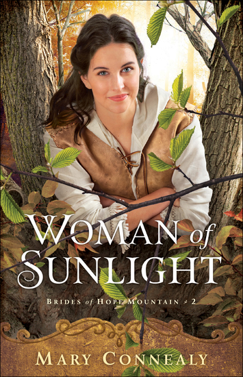 Woman of Sunlight (Brides of Hope Mountain Book #2) - cover