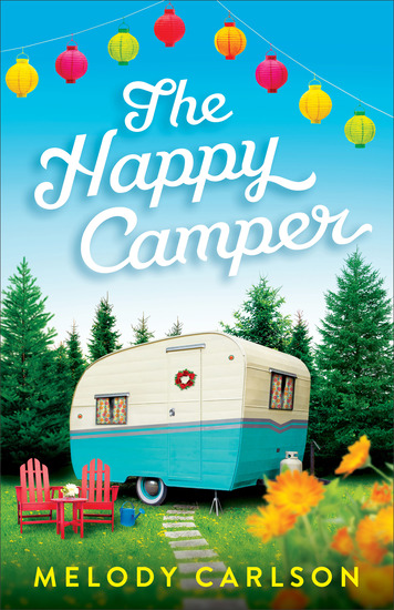The Happy Camper - cover