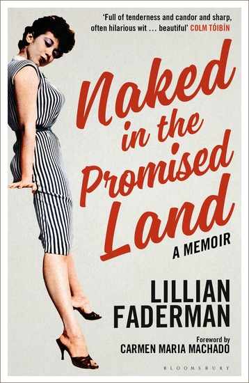 Naked in the Promised Land - A Memoir - cover