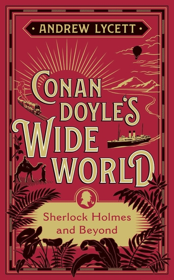 Conan Doyle's Wide World - Sherlock Holmes and Beyond - cover