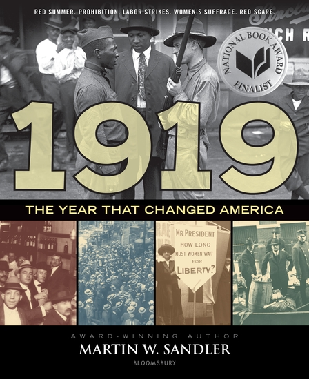 1919 The Year That Changed America - cover