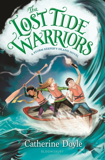 The Lost Tide Warriors - cover