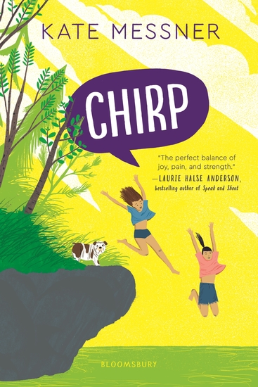 Chirp - cover