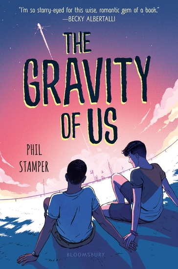 The Gravity of Us - cover
