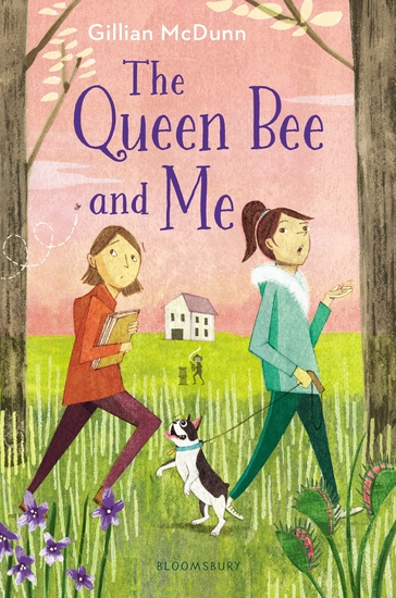 The Queen Bee and Me - cover
