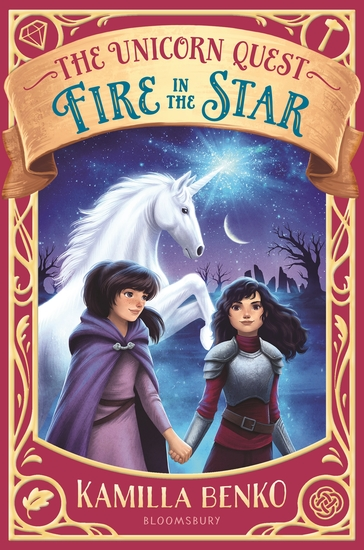 Fire in the Star - cover