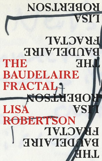 The Baudelaire Fractal - cover