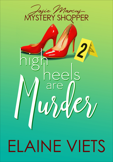 High Heels Are Murder - cover