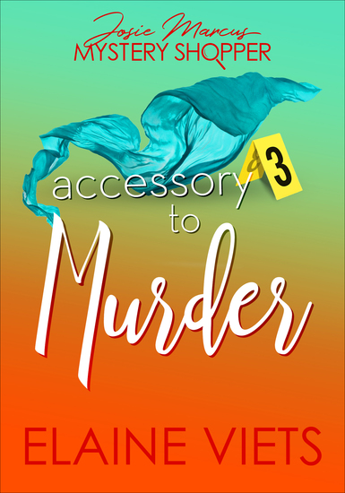 Accessory to Murder - cover