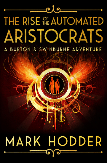 The Rise of the Automated Aristocrats - cover