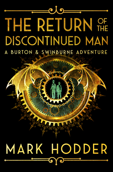 The Return of the Discontinued Man - cover