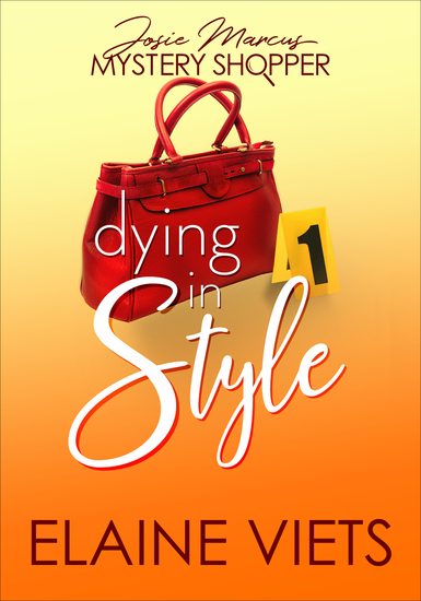 Dying in Style - cover
