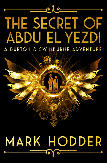 The Secret of Abdu El Yezdi - cover
