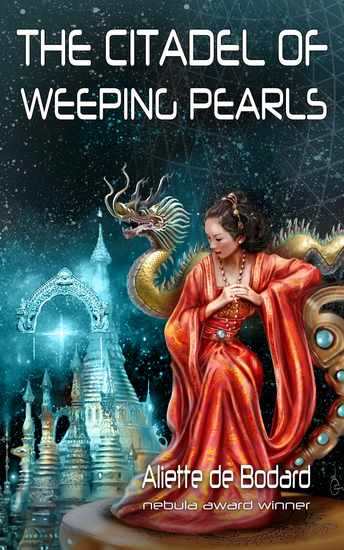 The Citadel of Weeping Pearls - cover