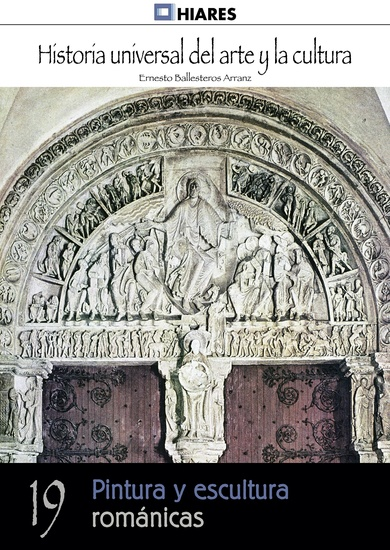 Pintura y escultura románicas - cover