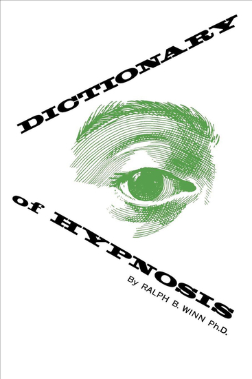 Dictionary of Hypnosis - cover