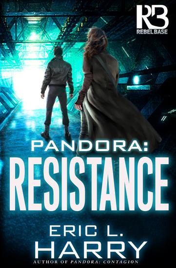 Pandora: Resistance - cover