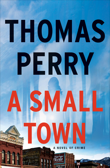 A Small Town - A Novel of Crime - cover
