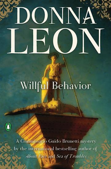 Willful Behavior - cover