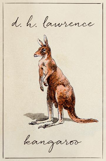 Kangaroo - cover
