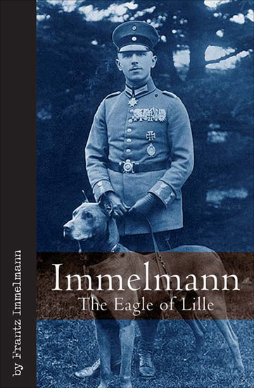 Immelmann - The Eagle of Lille - cover