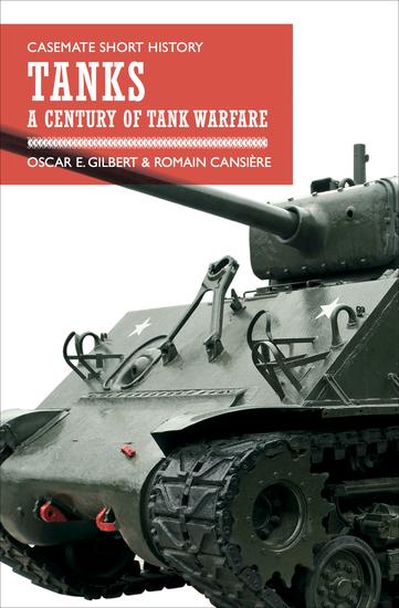 Tanks - A Century of Tank Warfare - cover