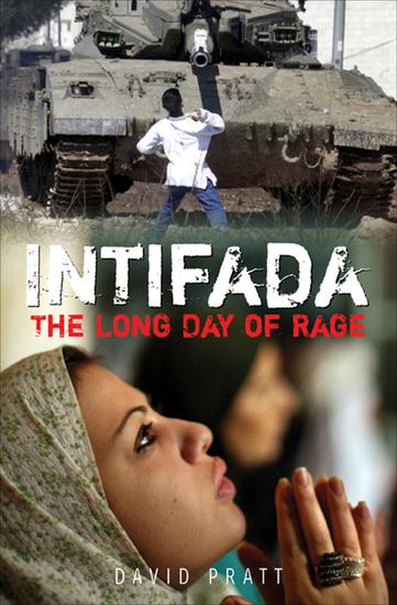 Intifada - Palestine and Israel - cover