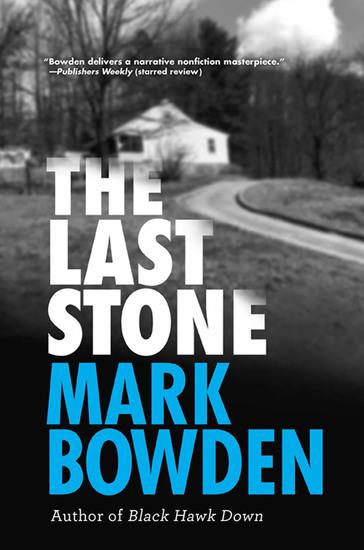 The Last Stone - cover