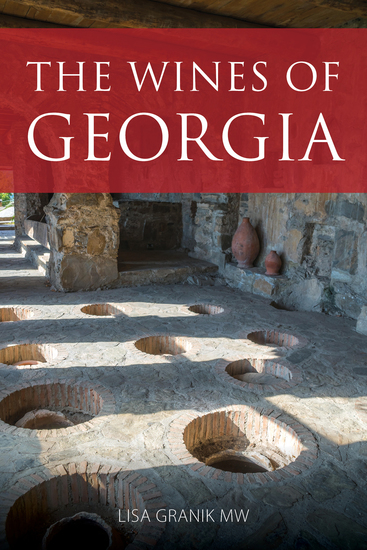 The wines of Georgia - cover