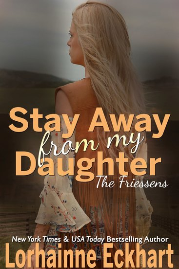 Stay Away From My Daughter - cover